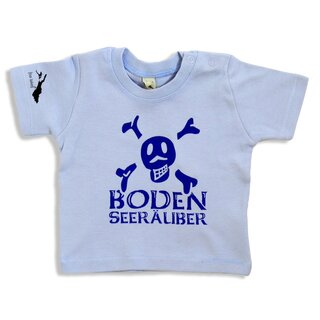 Baby Knopf T-Shirt BSR 1067