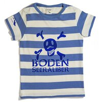 local Kinder Ringel T-Shirt BSR 1921 110/116 blau