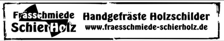 Frässchmiede Schierholz Banner
