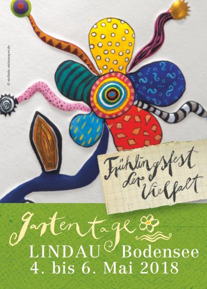Gartentage Lindau - Frühlingsfest der Vielfalt
